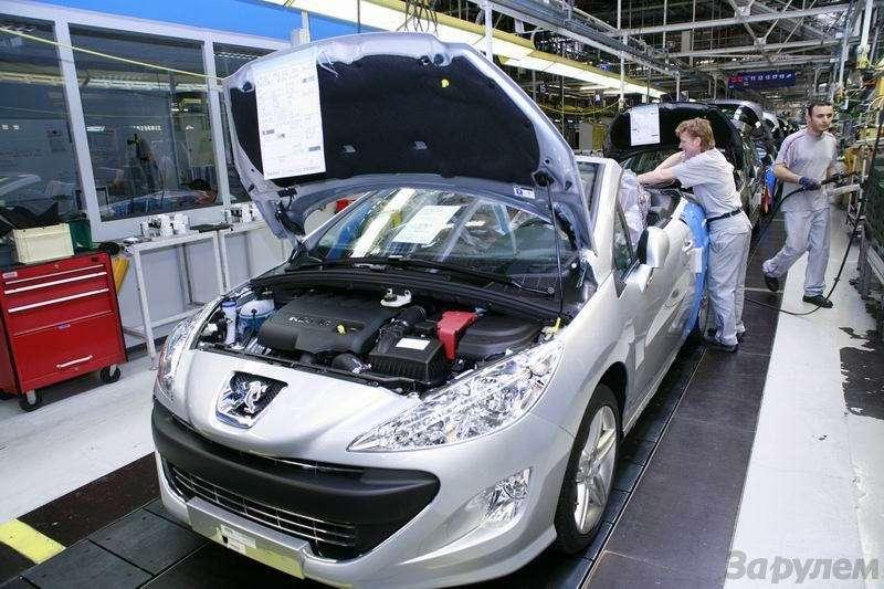 Завод Peugeot вСошо— фото 90223