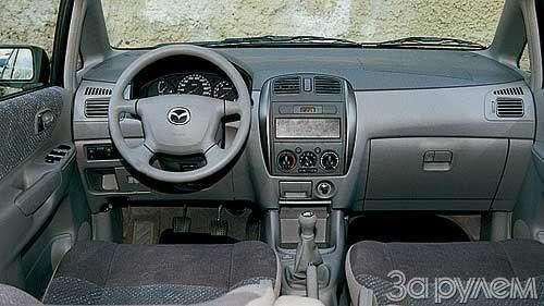 Тест Citroen Xsara Picasso, Mitsubishi Space Star, Mazda Premacy, Renault Scenic. Семейный квартет.— фото 20423