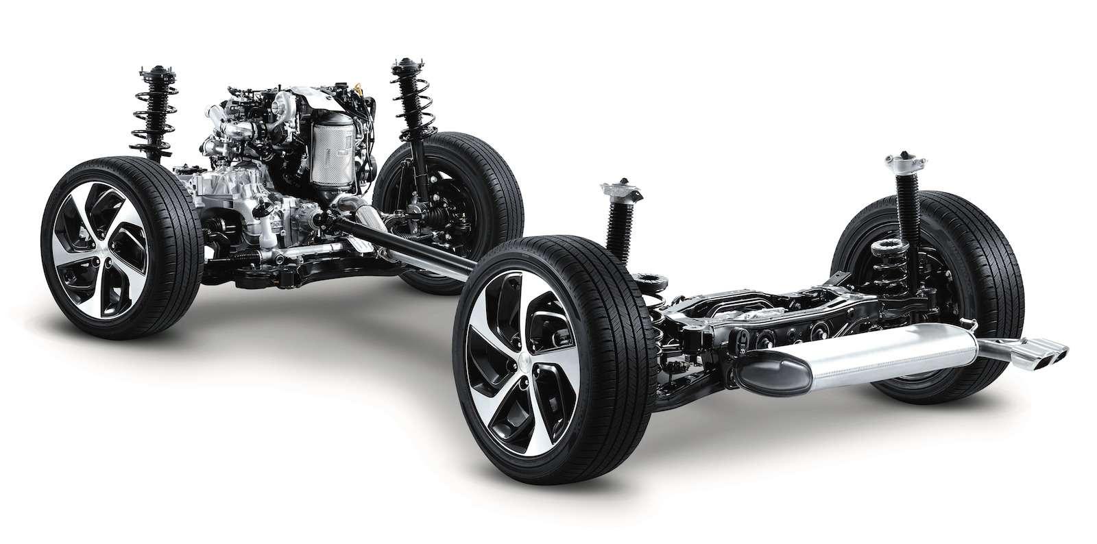 Hyundai Tucson или Santa Fe: на что потратить два миллиона рублей? — фото 601333