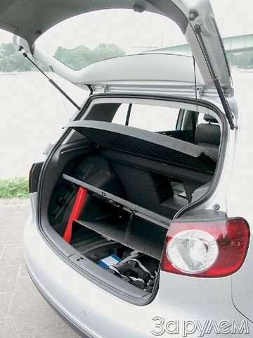 Volkswagen Golf Plus. Вагон задора— фото 58361