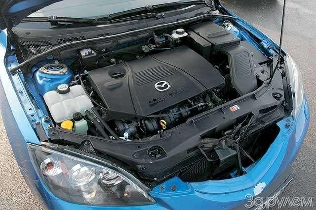 ТЕСТ: Mazda 3и Mitsubishi Lancer. Два литра сверхом— фото 63627