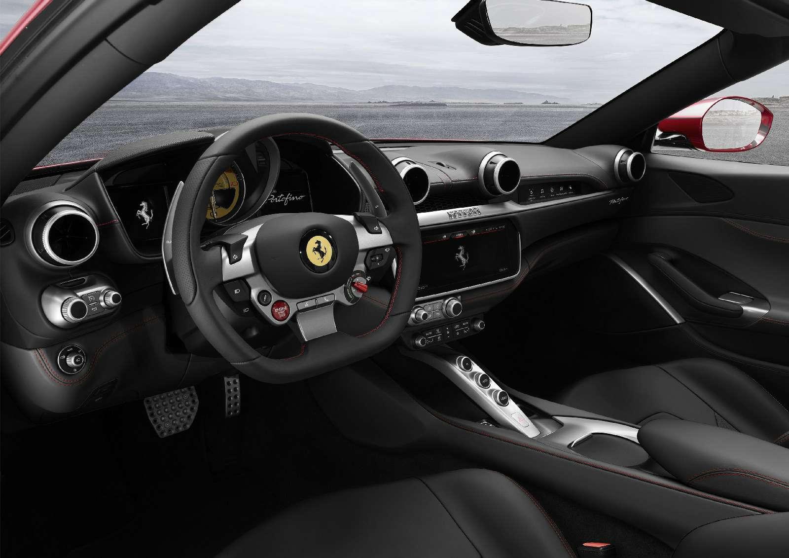 Ferrari рассекретила свою самую дешевую модель— фото 787045