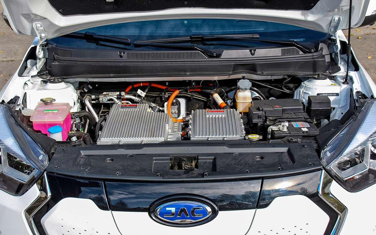 Самый дешевый электромобиль: тест нового китайца— фото 1198935