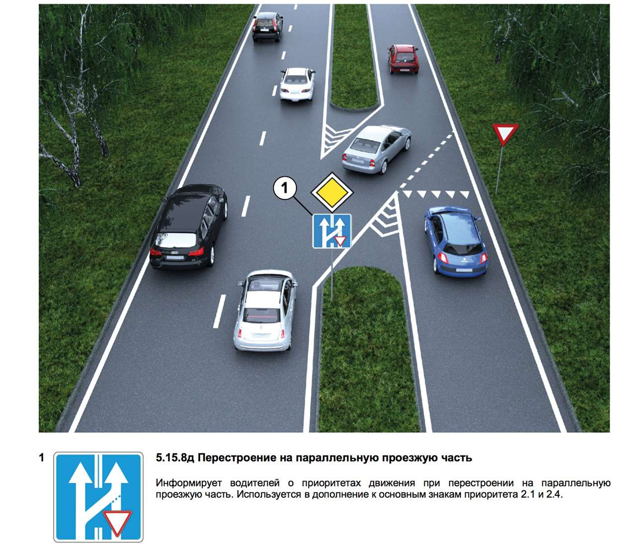 Десятки новых дорожных знаков: запомните ихвсе— фото 826313