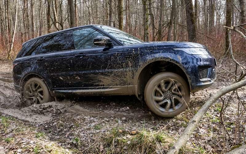 Блог Петра Меньших: УАЗ Хантер или Range Rover Sport?