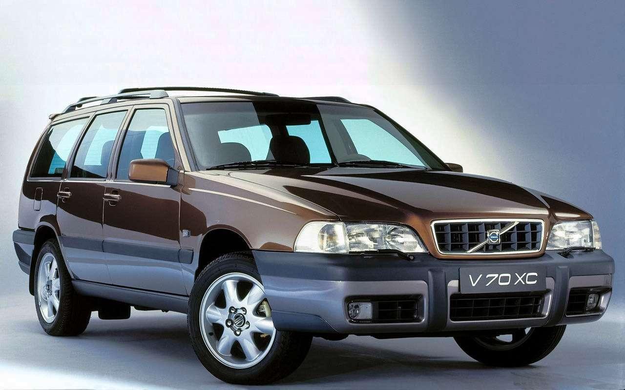 Универсал Volvo V60 Cross Country— тест наснегу ильду— фото 950859