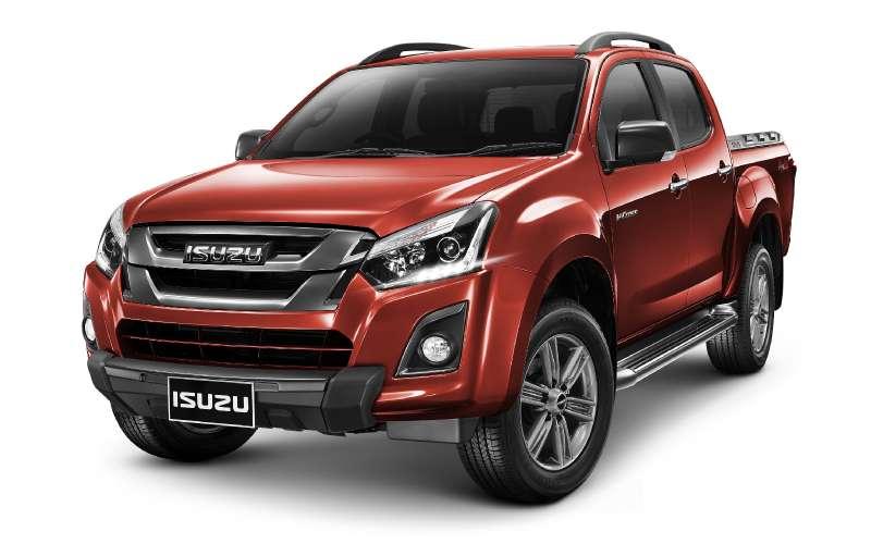 Новый пикап Mazda породнится сIsuzu