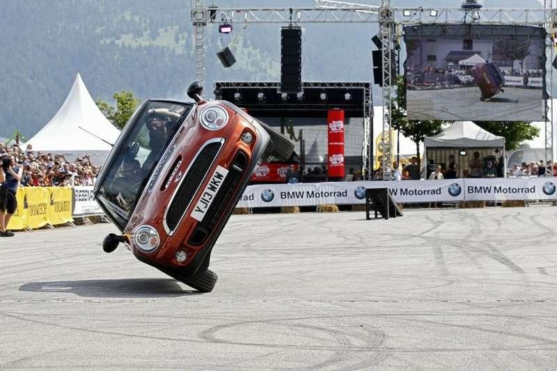 nocopyright Фестиваль автомобилей BMW иMINI теперь проходит ивРоссии