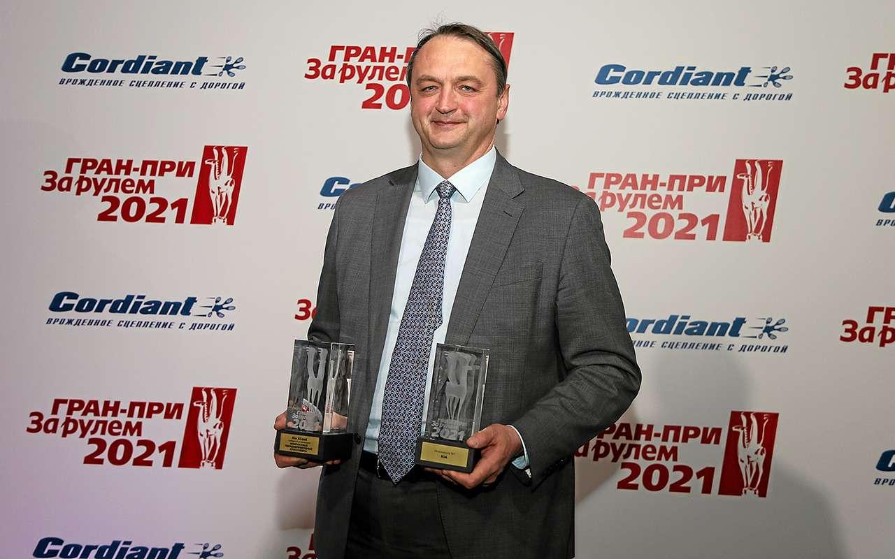 Встречайте 12лучших! Гран-при «Зарулем» 2021— фото 1241845