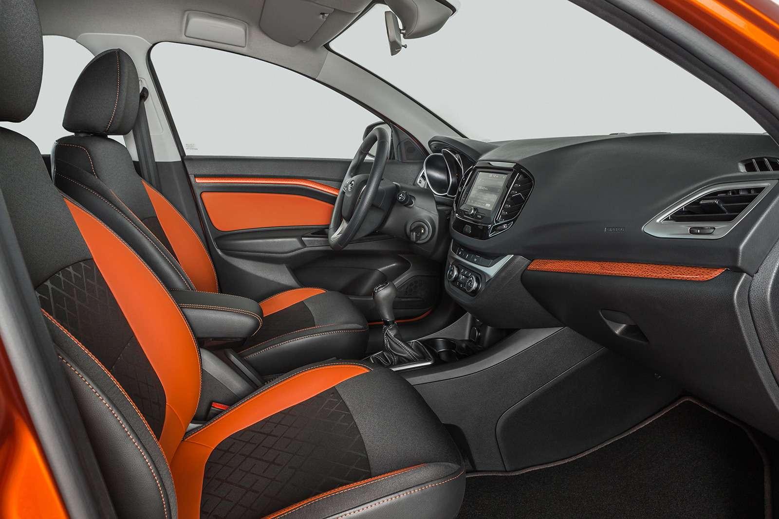 Lada Vesta SWCross итри ееконкурента— фото 807806
