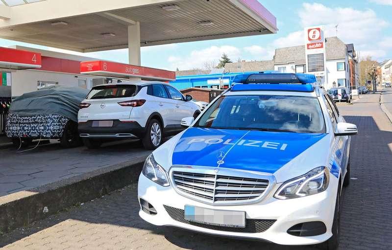 Идут испытания нового Citroen C4Aircross: вызвана полиция