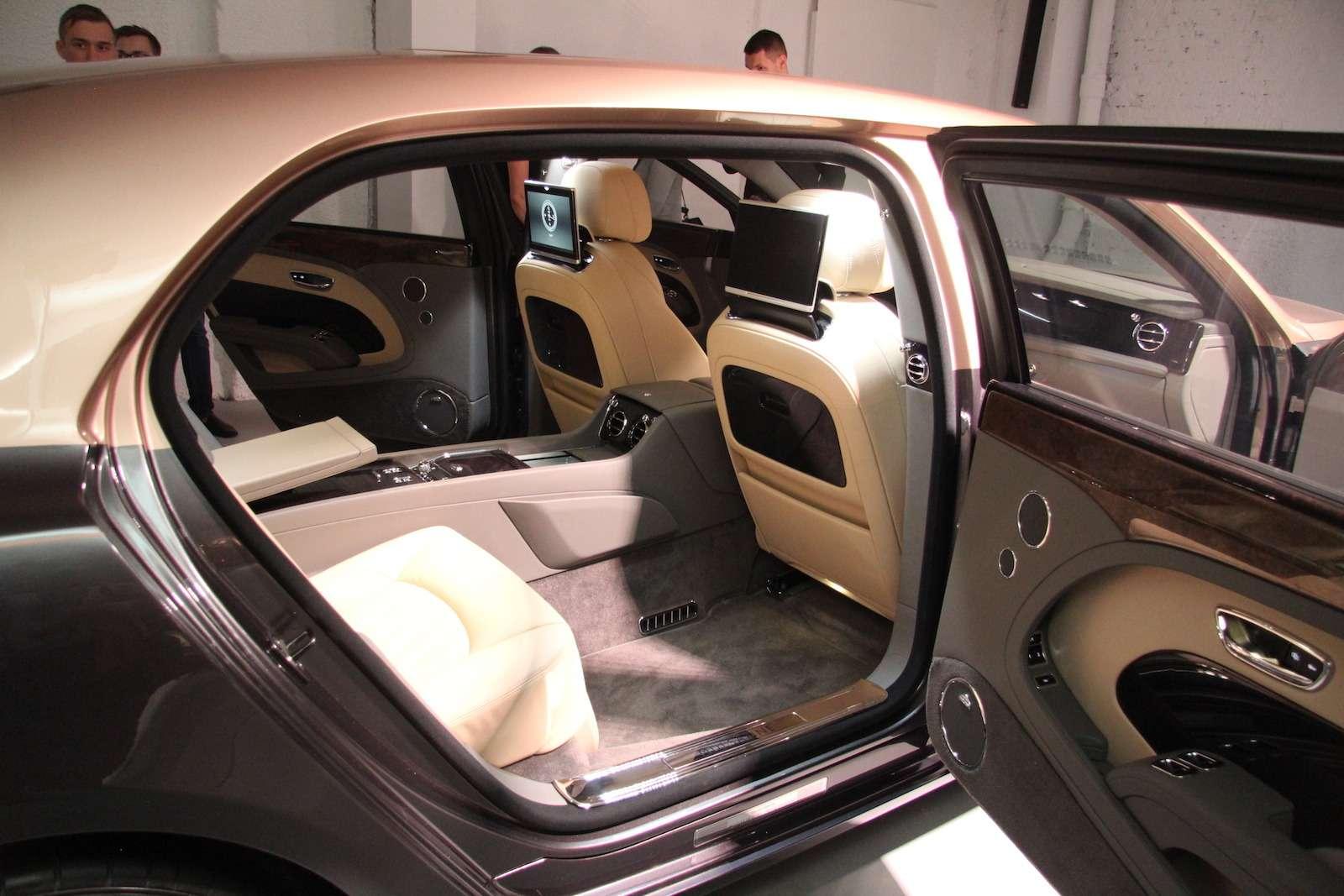 Bentley привезла вМоскву «экстраординарную» выставку— фото 594017