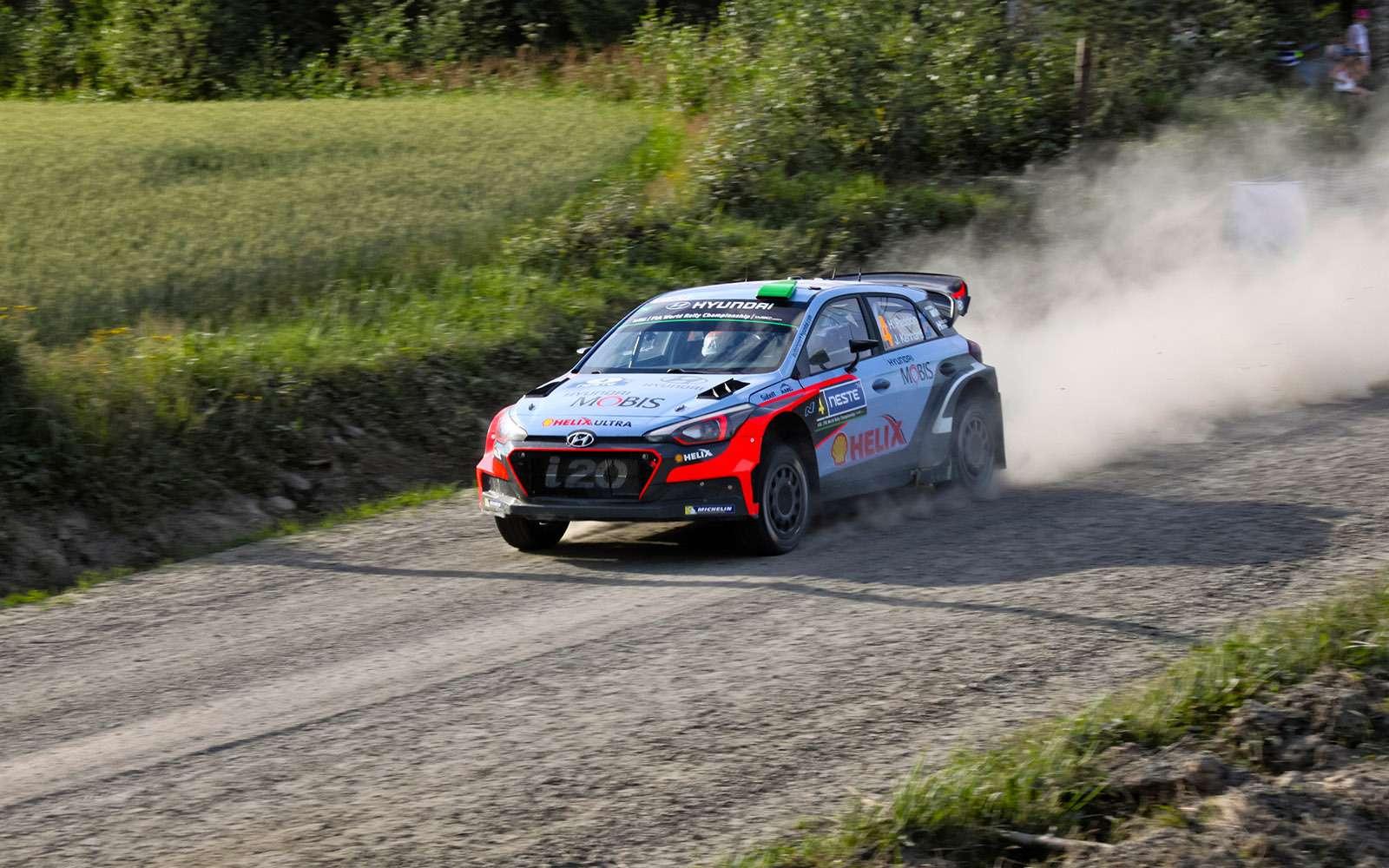 Финский этап WRC: прыгнуть выше головы— фото 627190