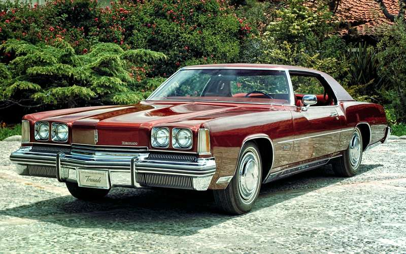 Oldsmobile Toronado 1973