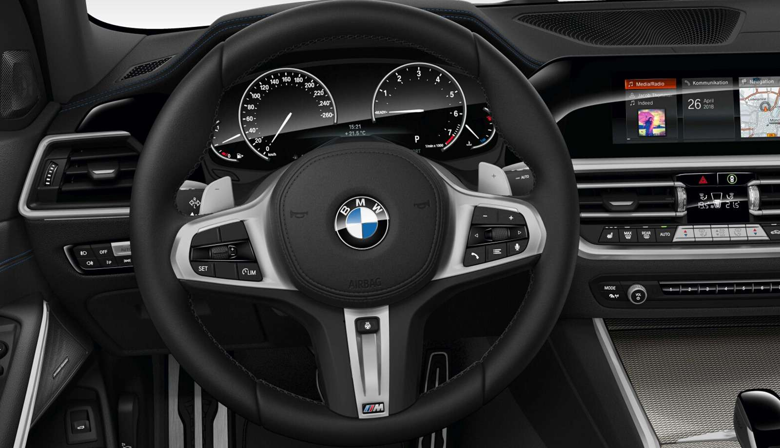 Новая BMW 3-й серии рассекречена: прощай, «линия Хофмайстера»— фото 910034