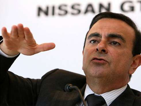 carlos ghosn no copyright
