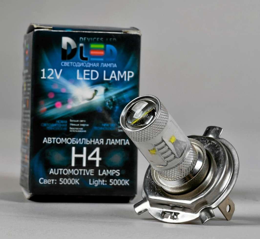 Мученье— свет: нестандартные лампы H4в штатной фаре— фото 568976