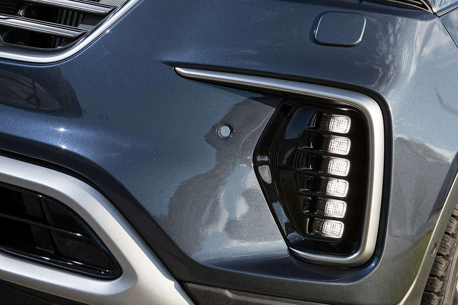Обновленный Hyundai Grand Santa Fe: первый российский тест-драйв— фото 593815