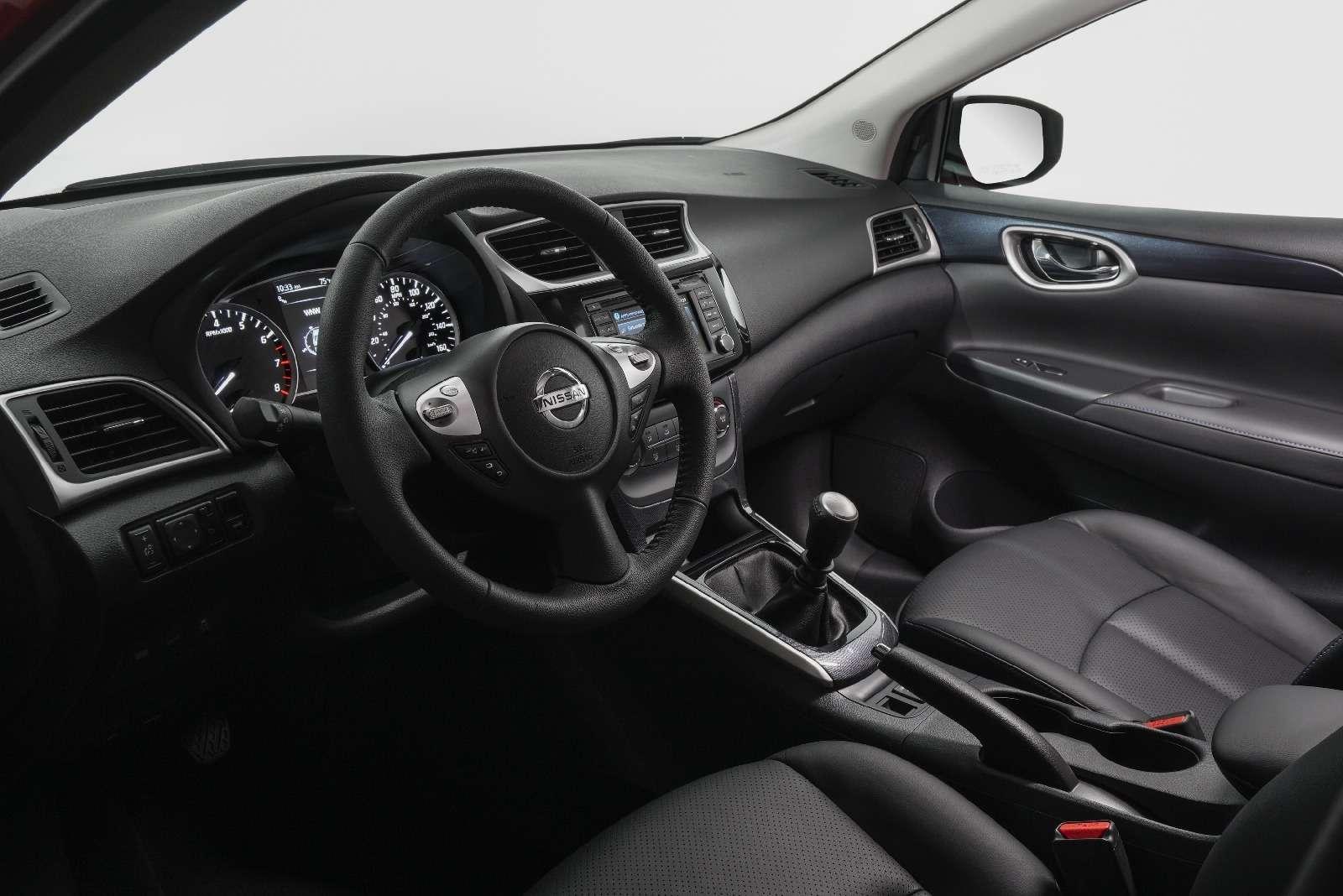 Завидуй, Ижевск: седан Nissan Sentra получил спортивную версию— фото 633547