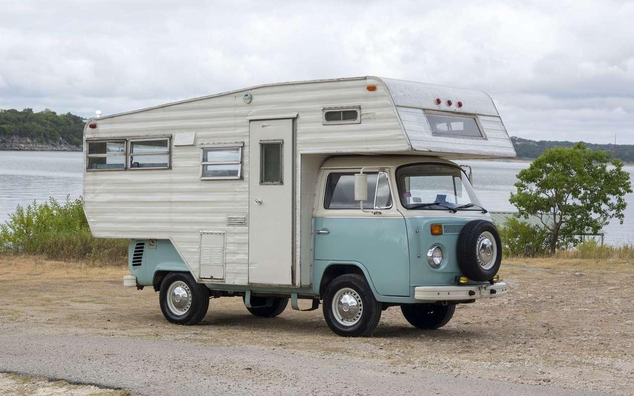 Продается кемпер наVolkswagen Type 2: таких всего 6— фото 1169689