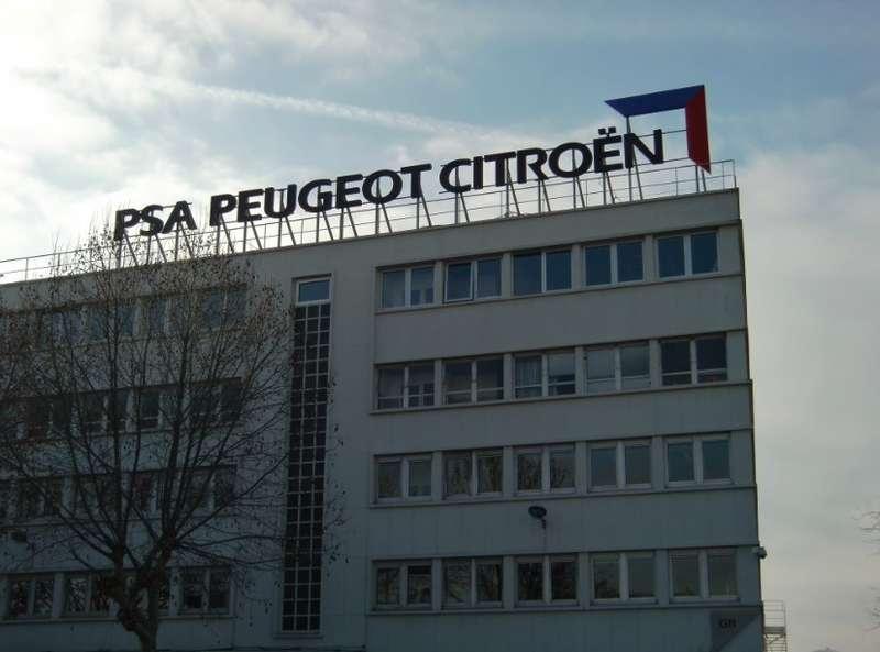 SAPeugeot Citroen предлагает дляпродажи двигатели, разработанные сBMW иFord