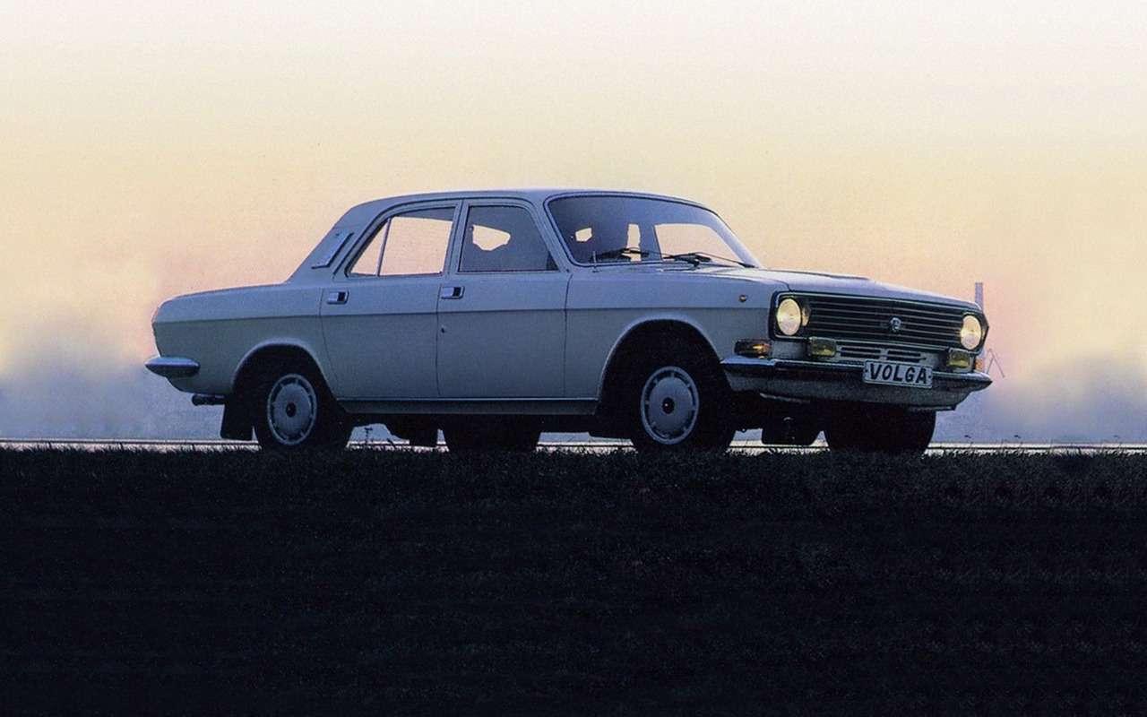 Волга ГАЗ-24-10: самая дорогая, самая недоступная иустаревшая отрождения— фото 1243464