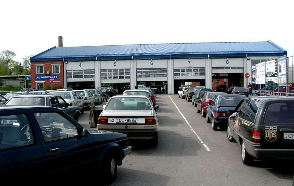 Крупнейший вЕвропе центр технической инспекции TÜV-Rheinland открыт… гдебы выдумали? ВЛатвии! Фото: TÜV-Rheinland