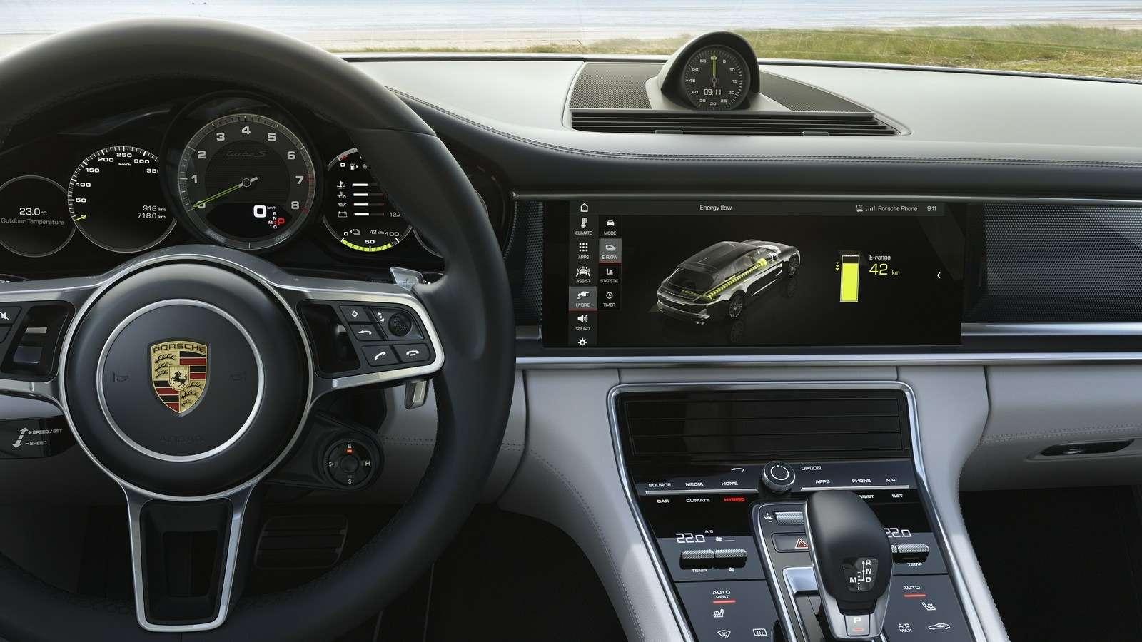 Porsche рассекретила самый крутой «сарай» вмире— фото 798460
