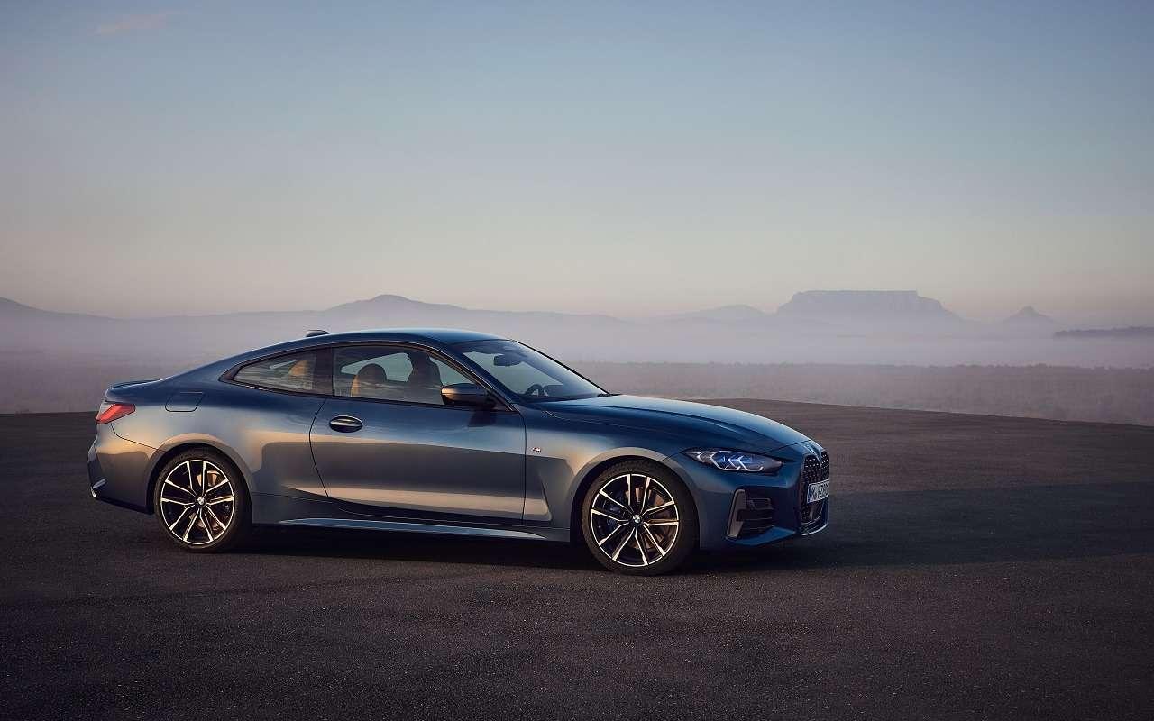 Объявлены цены идата старта продаж BMW 4-й серии Coupe— фото 1137581