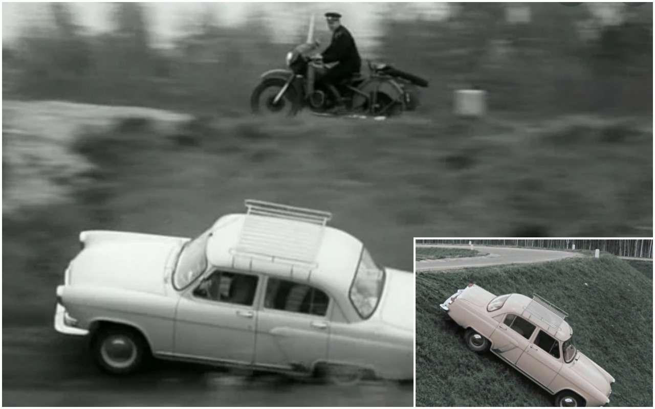 8 вечных мифов про машины, которые придумали киношники - фото 1151296