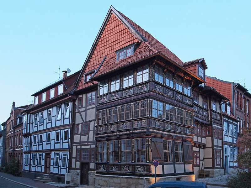 nocopyright Hildesheim Wernersches Haus