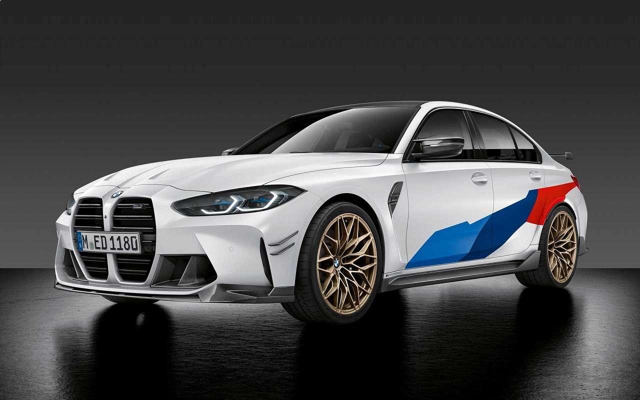 Новые BMW M3и M4и тюнинг дляних— фото 1170390