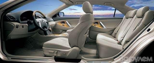Toyota Camry. Кнам корабль плывет— фото 64335