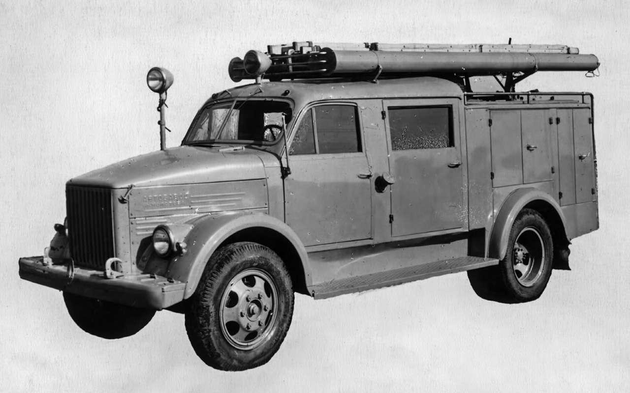 Свой парень: ретротест грузовика  ГАЗ-51— фото 845827