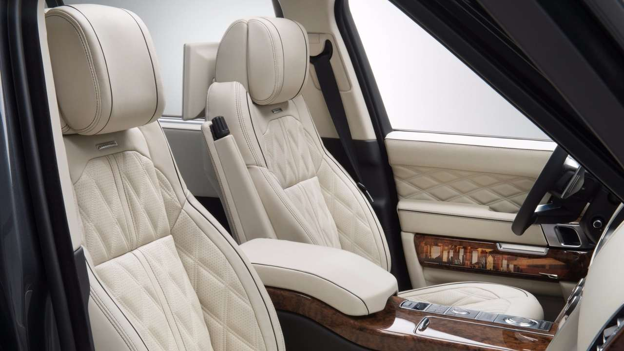 Манхеттен, Лондон икосмическая цена: Range Rover переплюнул Bentley Bentayga