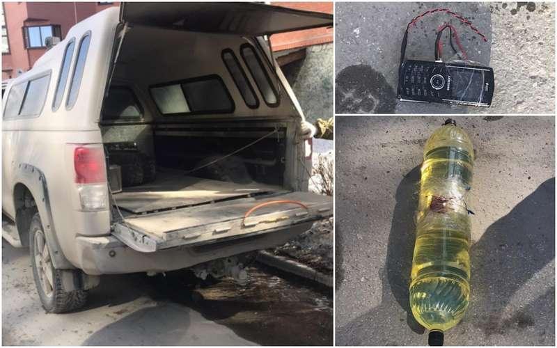 Бандитов посадили напринудительный «карантин»— дистанционно поджигали авто