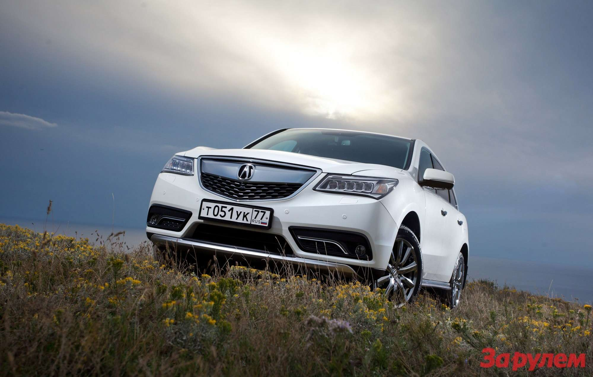 Acura MDX preview 2