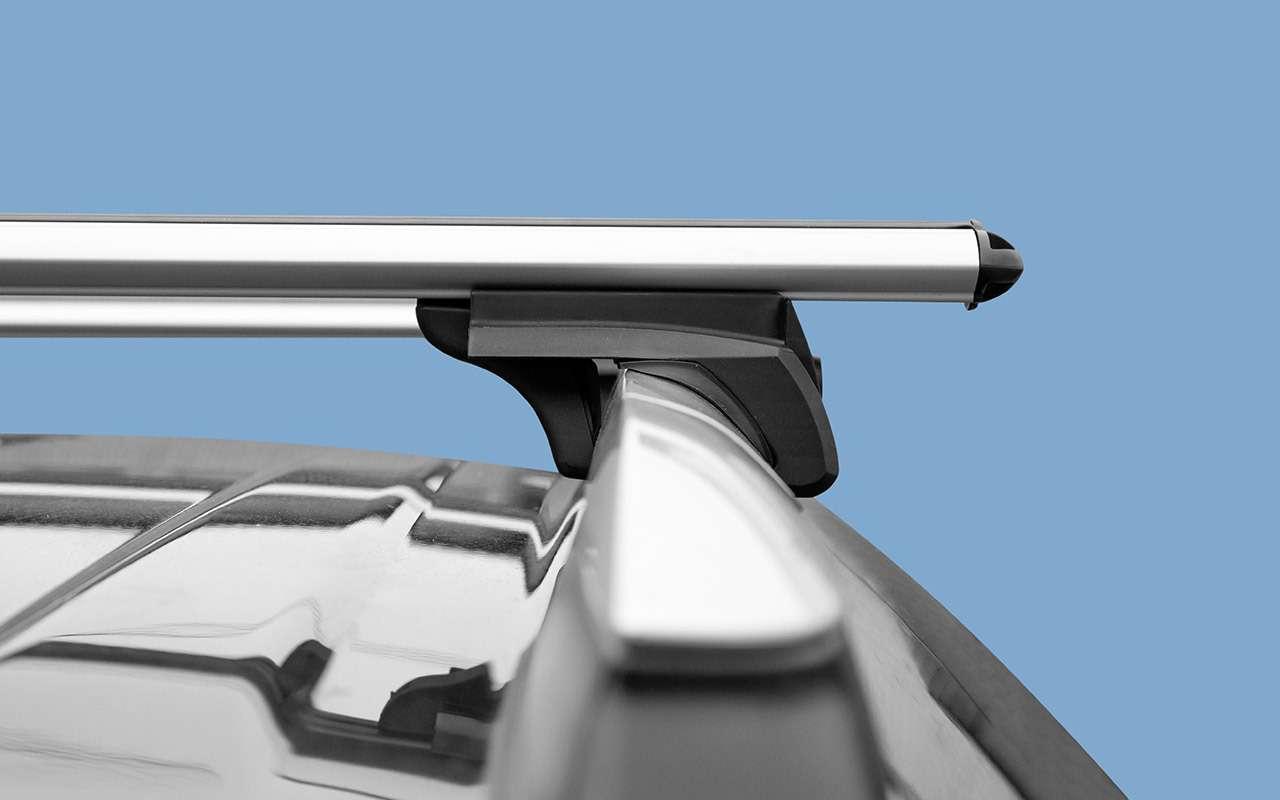 Багажник накрышу длякроссовера: инструкция повыбору— фото 1260453
