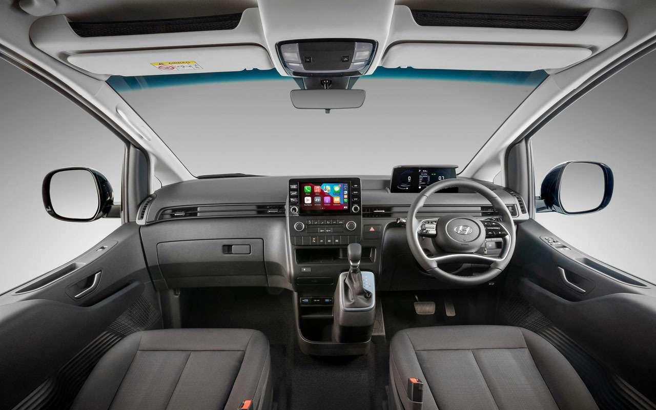Появился новый Hyundai длябизнеса— фото 1279440