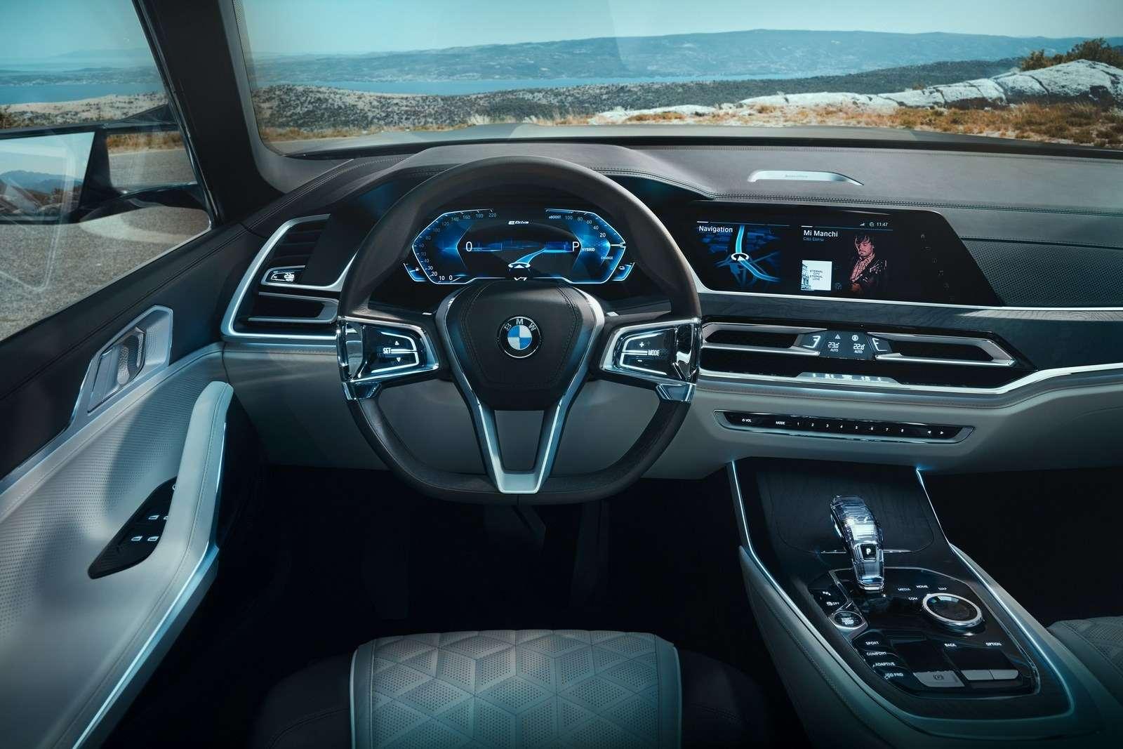 BMWX7: мызнаем, как онвыглядит!— фото 791752