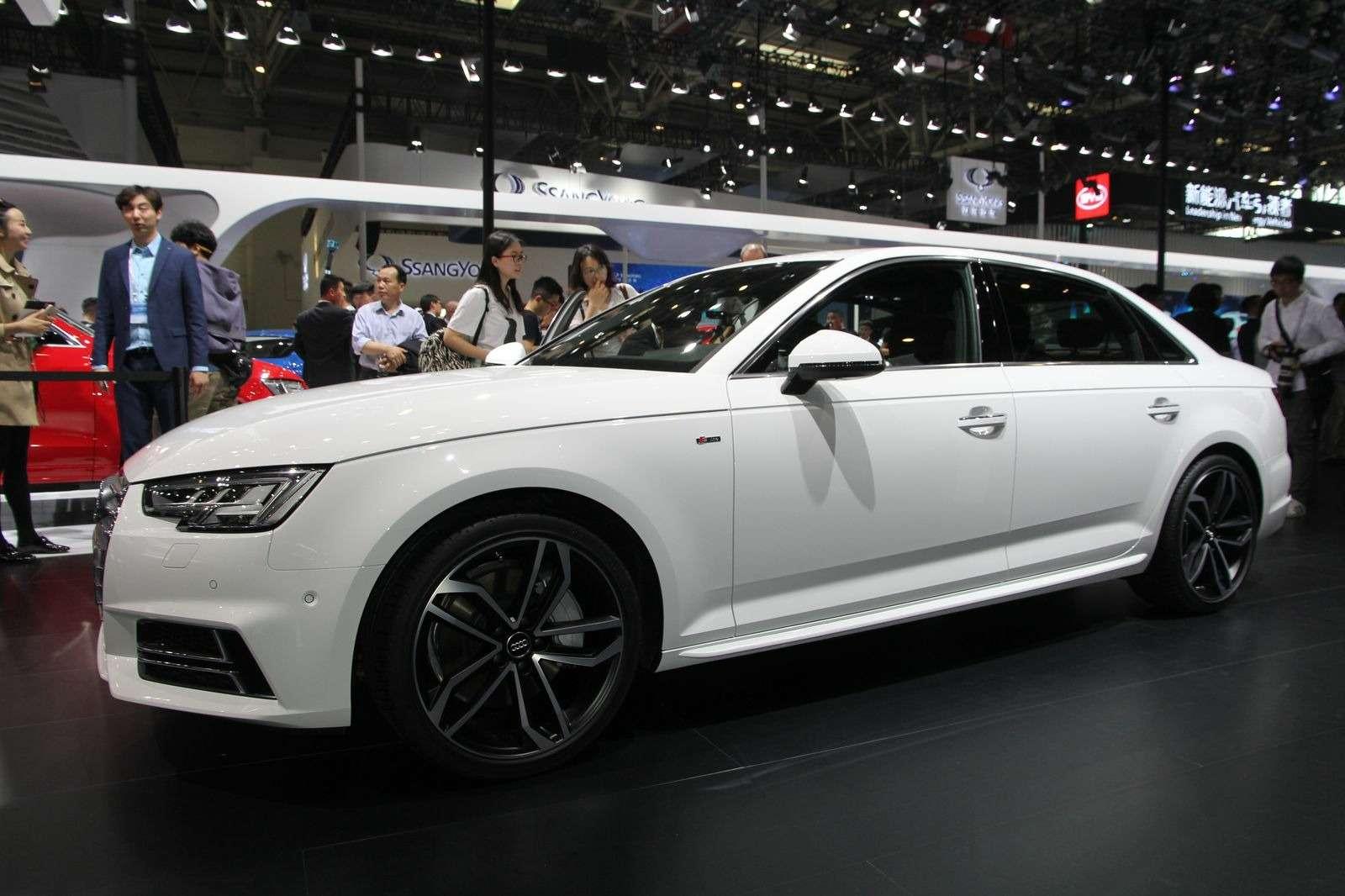 Audi A4L: немецкая щедрость вобмен наюани— фото 580282
