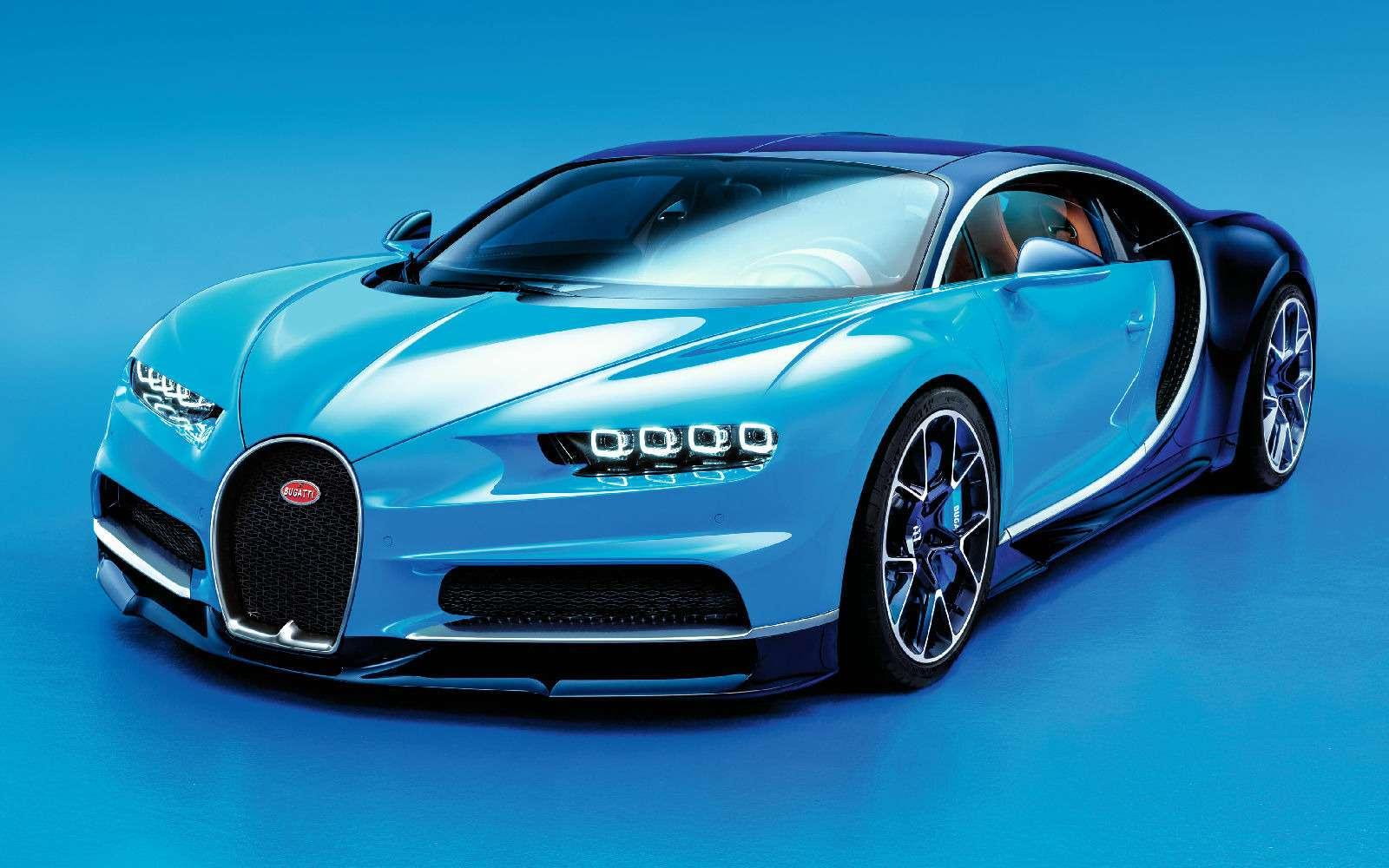 Двигатель Bugatti Chiron оценили в9365 долларов. Неработающий ималенький— фото 807238