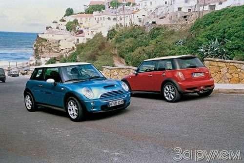Mini Cooper. Легенда назаказ— фото 28743