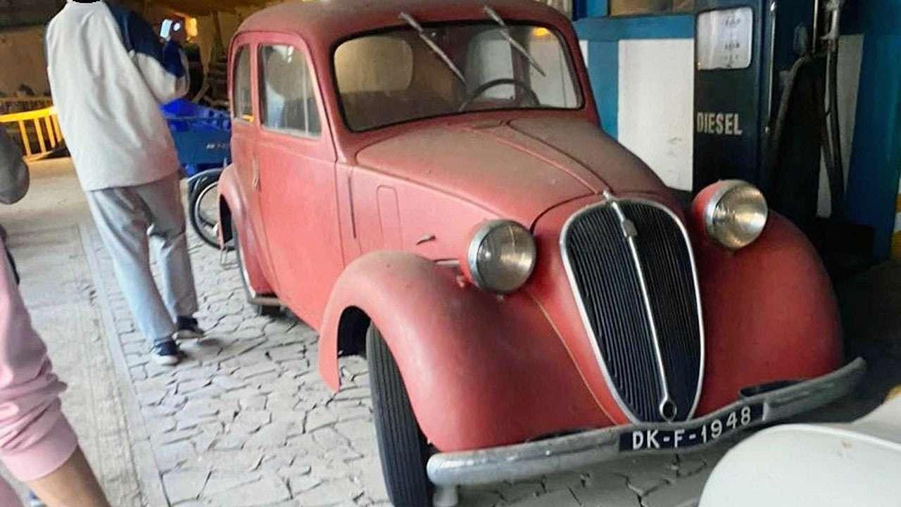 Дети проболтались онайденной коллекции машин— фото 1270813