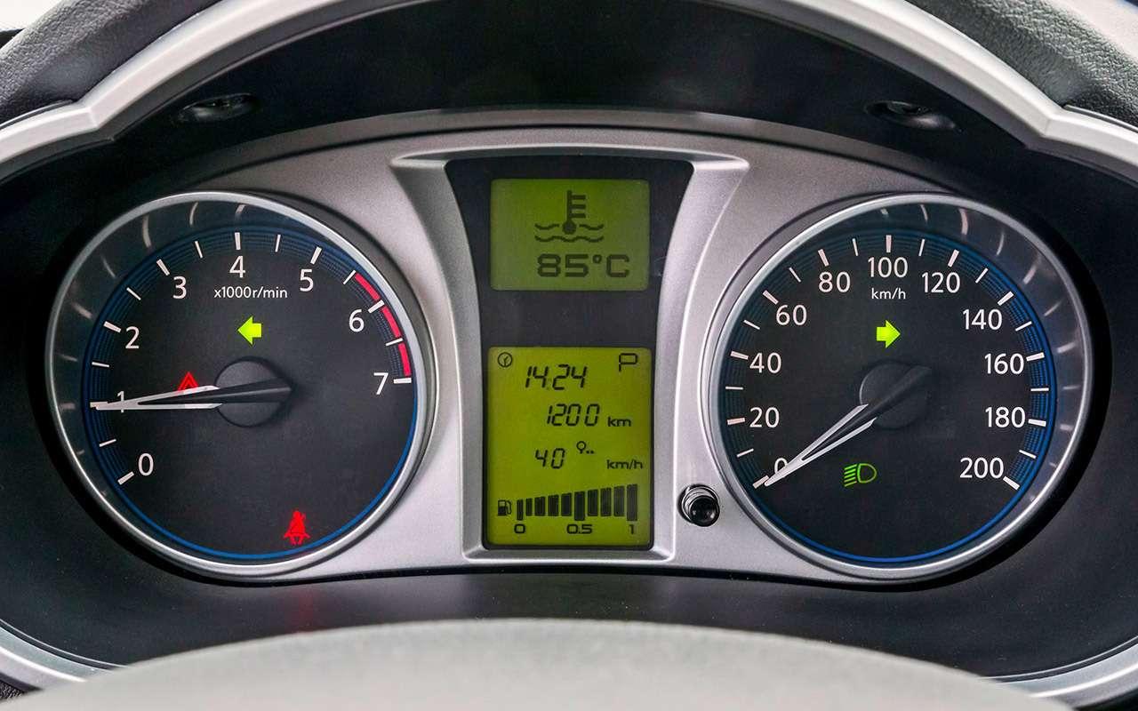 Большой тест маленьких хэтчбеков: Kia Picanto, Datsun mi-DO иSmart ForFour— фото 795999