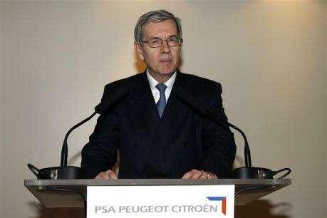 Уходящий глава PSA/Peugeot-Citroen отказался отпенсии в320000 евро