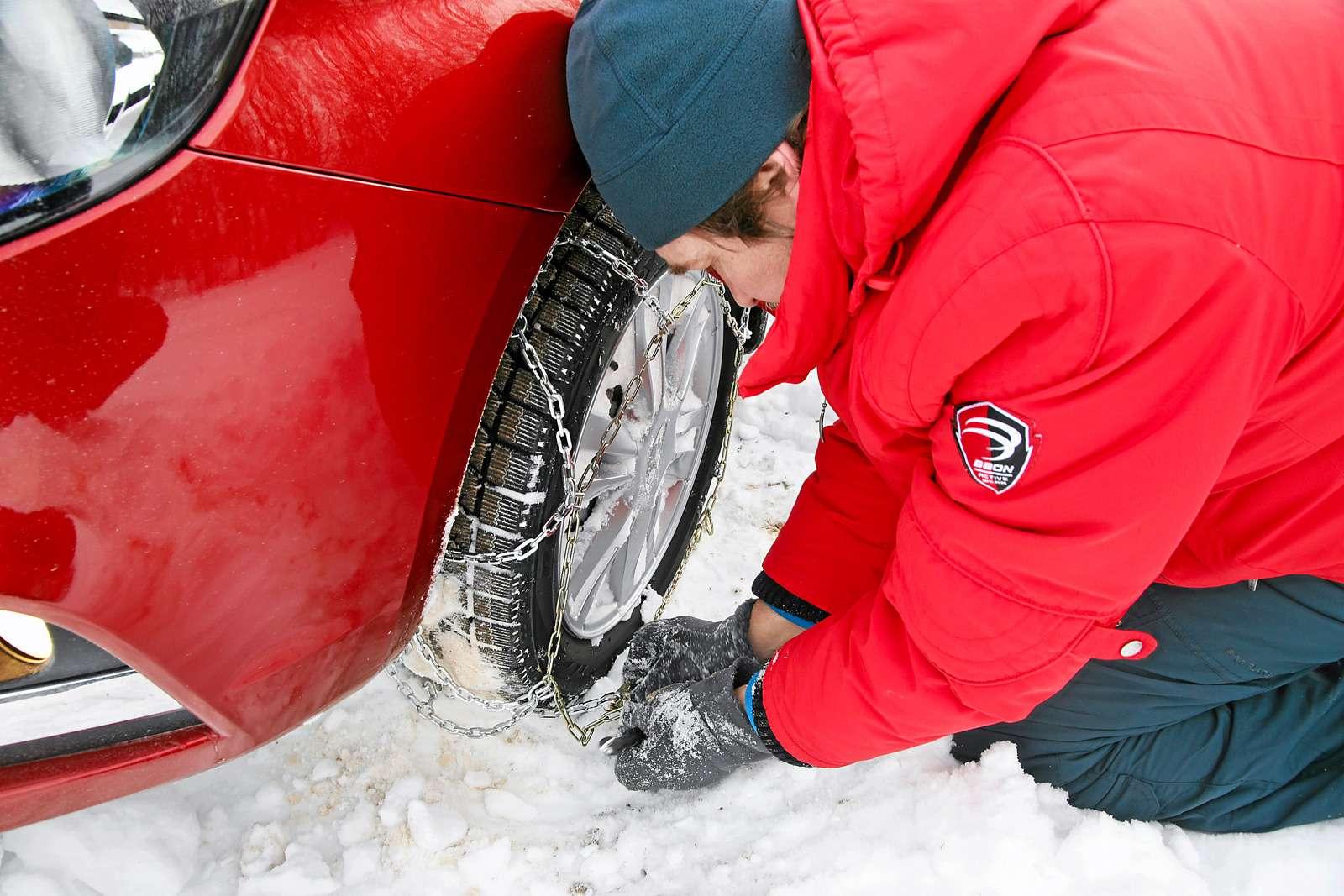Большой зимний тест: Lada Vesta, Lada XRAY иDatsun mi-DO изпарка ЗР— фото 571442