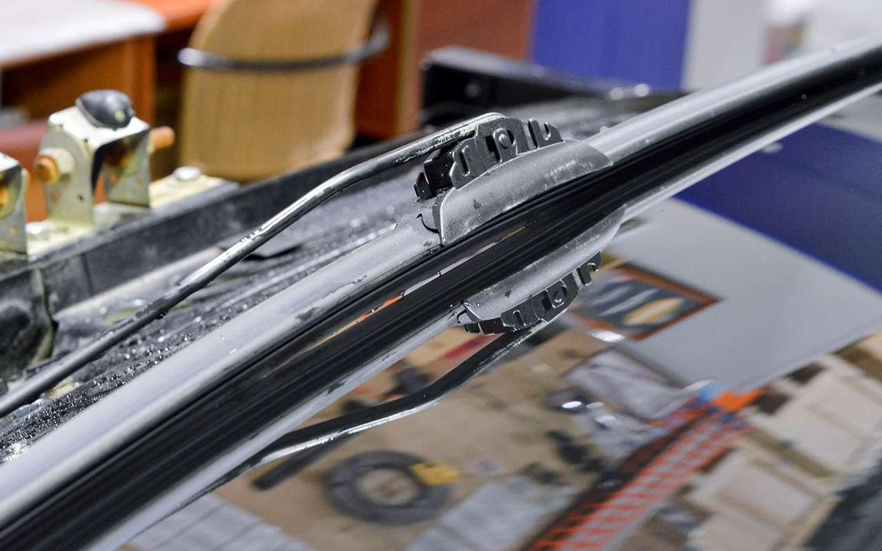 Супертест «Зарулем»: выбрали лучшие щетки стеклоочистителей— фото 1261950