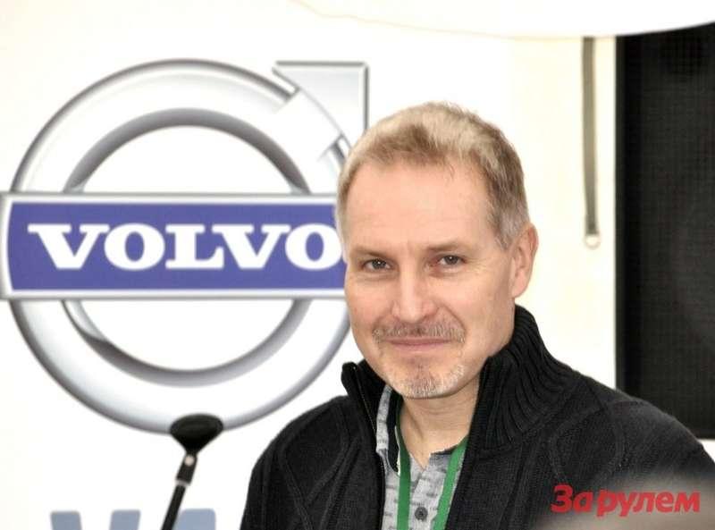 Volvo— 2014:за волшебством www.zr.ru