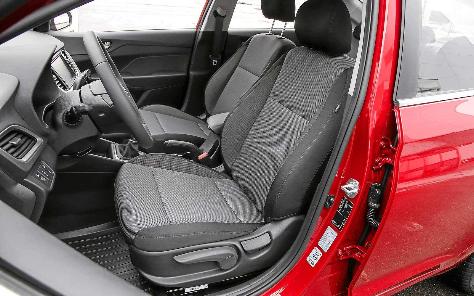 Новый Hyundai Solaris— отец Креты— фото 716953